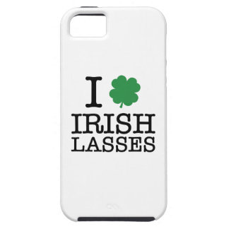 I Shamrock Irish Lasses iPhone 5 Cases