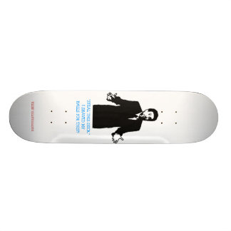 I SHAVED MY BALLS FOR THIS! SKATE BOARD