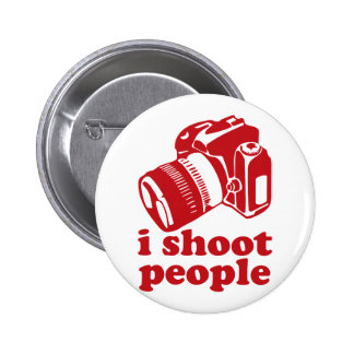 I Shoot People - Red Button