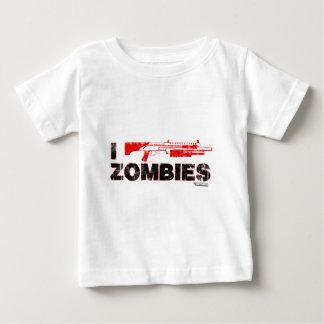 I Shotgun Zombies - Gun Shoot Kill Mutant Zomb Tees