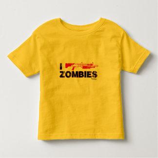 I Shotgun Zombies - Gun Shoot Kill Mutant Zomb Shirts