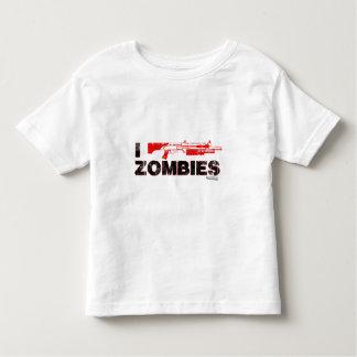 I Shotgun Zombies - Gun Shoot Kill Mutant Zomb T-shirts