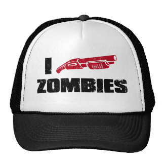 i shotgun zombies caps