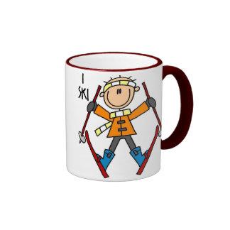 I Ski Mug