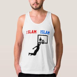 I slam Islam Tank Tops