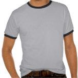 I sleep , ABOVE, my covers T-shirt