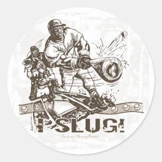 I Slug! Sticker