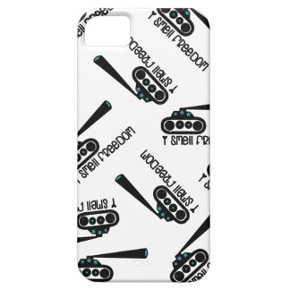 I smell freedom - said the tank iPhone 5 covers