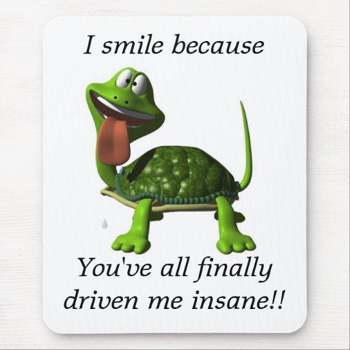 I Smile Mousepad