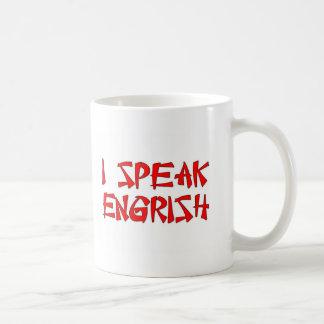 I Speak Engrish Coffee Mug