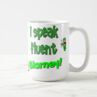 I Speak Fluent Blarney Mug