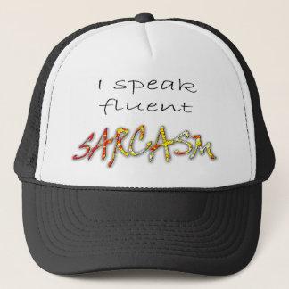 I Speak Fluent Sarcasm Hat