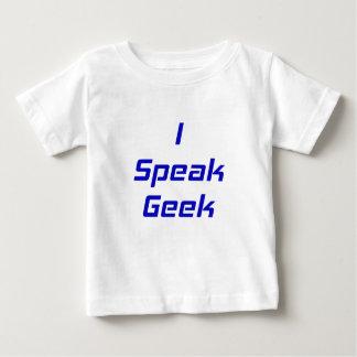 I Speak Geek Shirts