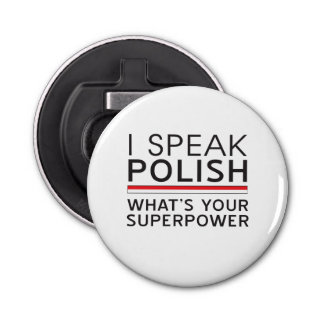 I Speak Polish What's Your Superpower?