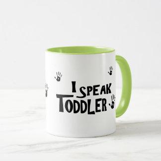 I Speak Toddler Mug