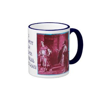 I spit... coffee mug
