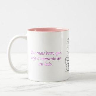 I spoil Two-Tone mug