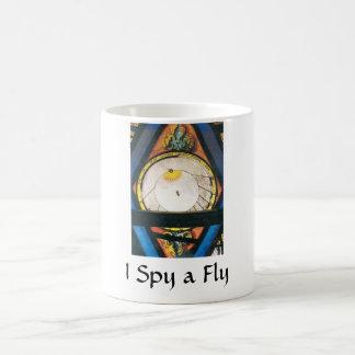I spy a fly Sundial mug