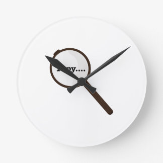I Spy Round Clocks
