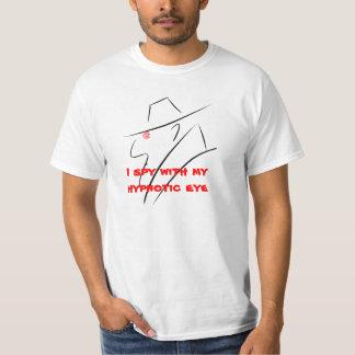 I Spy With My Hypnotic Eye T-Shirt (RED)