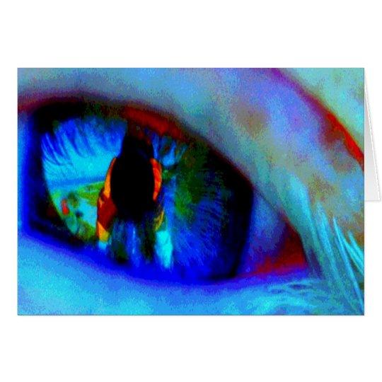 i spy with my little eye card