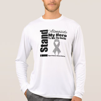 I Stand Alongside My Hero Parkinson's Disease Shirt