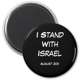 I Stand With Israel Magnets
