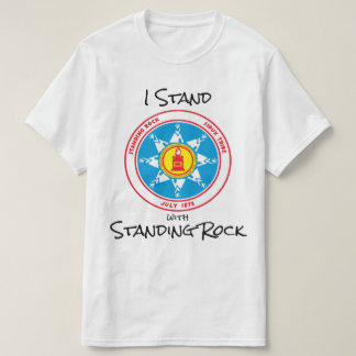 I Stand with Standing Rock T-Shirt