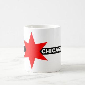 I Star Chicago Coffee Mug