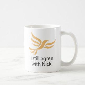 I still agree with Nick Coffee Mug