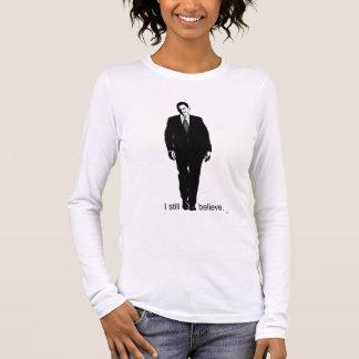 I still Believe Barack Obama - Ladies Long Sleeve Long Sleeve T-Shirt