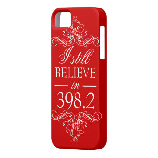 I Still Believe in 398.2 Fairytale Library Nerd Barely There iPhone 5 Case