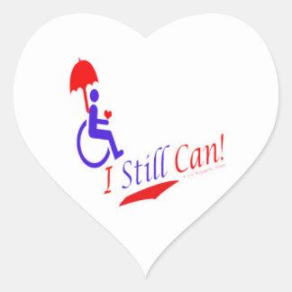 I Still Can!, Heart Sticker