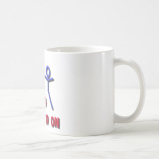 I still have a leg to stand on stick figure .png coffee mug