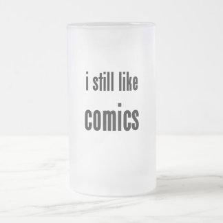 i still like comics mugs