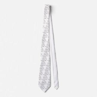 I still like to look at girls-tie tie