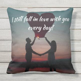 I still love you outdoor cushion