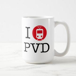 """""""I Streetcar Providence"""" Mug"""