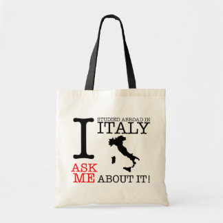 I Studied Abroad in Italy Tote