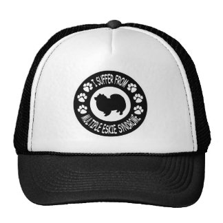 I Suffer From Multiple Eskie Syndrome Trucker Hats