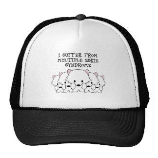 I Suffer From Multiple Eskie Syndrome Mesh Hat