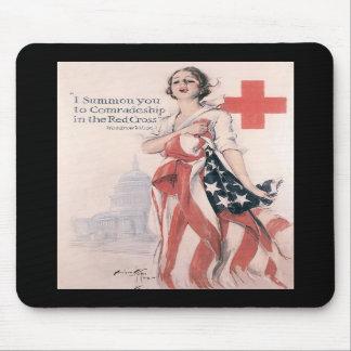 I Summon You World War II Mousepad