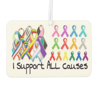 I support ALL