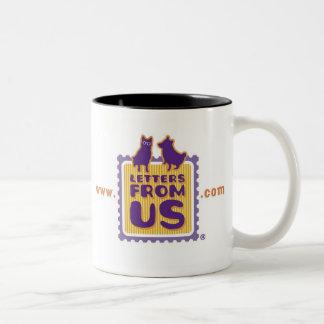 """I Support Animal Welfare"" Mug"