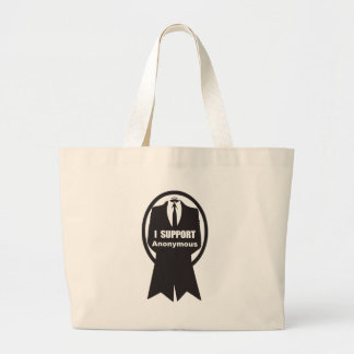 I support Anonymous Bags
