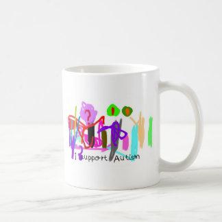 I support Autism Mug