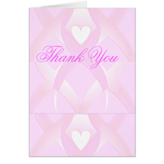 I Support Breast Cancer Awareness_ Cards