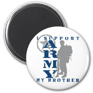I Support Brother 2 - ARMY Magnet