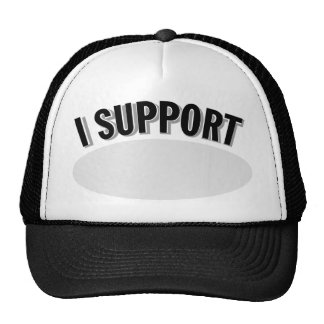 I Support Cancer Awareness Cap