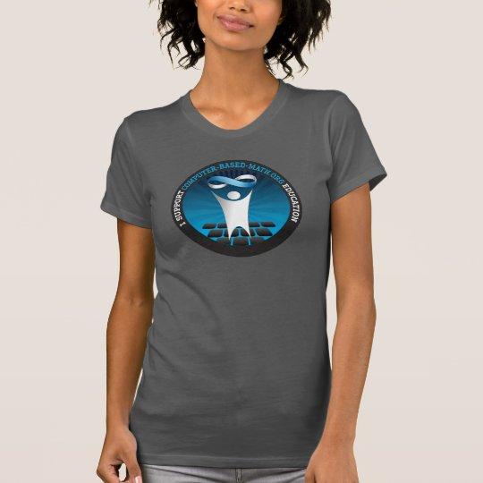 I Support CBM - Women's Grey T-shirt
